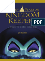 The Kingdom Keepers series discussion guide