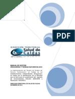 Manual de Gestion Droguerias y Tiendas Naturistas2012