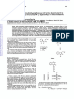 Diastereotopic Effect of the Methylene Protons