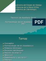 Farmacologia de Los Anestesicos (Copia Conflictiva de DIANA IRIS GUERRA SANTOS 2012-10-01)