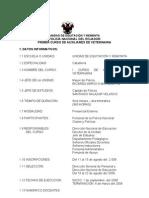 Plan Curso Veterinario