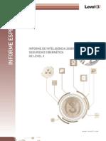 Level3 Informe de Inteligencia de Ciberseguridad Mar2013