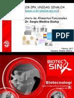 Laboratorio de Alimentos Funcionales IPN