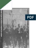 NASCIMENTO; PESSANHA. Partido Comunista Brasileiro. Caminhos da Revolução (1929-1935)
