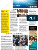 Business Events News for Wed 07 Aug 2013 - Keeping up appearances, Belfast hosts the WPFG, Gather round and be rewarded, Music to the ears, Face to Face and much more