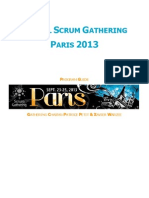 Scrum Paris Program