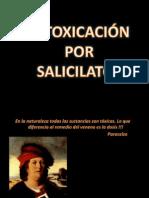 9 Intoxicación por salicilatos