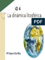 La dinamica litosferica