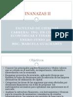 Finanazas II