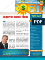 The Profit Newsletter July 2013 for Tampa REIA