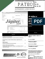 O Páteo Edição de Junho