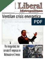 El Liberal 6 Agosto 2013