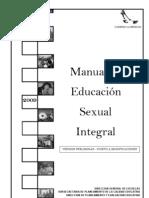 Sexualidad Manual Preliminar