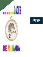 Especialidades de Manada Portada