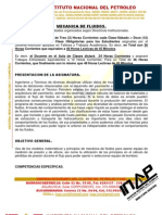 Asignatura Mecanica de Fluidos Inap 25-07-2013