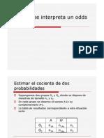 Como Se Interpreta Un Odds Ratio (Formulas)