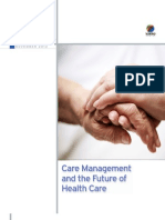 Care Management and the Future of Health Care