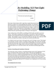 (eBook - English) Remodelling NLP Part 8