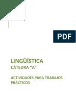 Actividades para trabajos prácticos - 2013