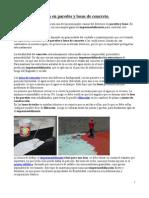 Impermeabilizantes en Paredes y Losas de Concreto