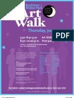 Evening Associates Art Walk 2006