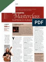 Juan Martin Flamenco MasterClass