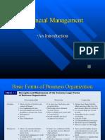 Fiinancial Management