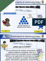 Administracion Para Ninos2008