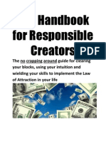 The Handbook for Responsible Creators