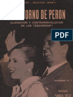 Tacuara MNRT - Peron