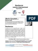 Charla Pareja y Resiliencia, Vejez y Resiliencia 78p