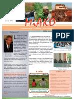 MiAKO 4 - Bulletin de liaison de Voahary Salama (2013)