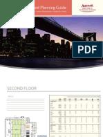 Brooklyn Marriot Floor Plan