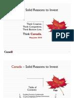 Think Canada May - June 2010 Edition