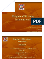 Knights of Saint John International