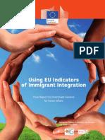 Final Report on Using Eu Indicators of Immigrant Integration June 2013 En