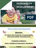 Personality Development 0
