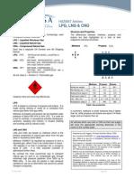 HAZMAT Articles LPG LNG CNG Western Australia