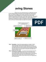 Lay Paving Stones