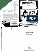 37 - Dividing