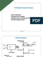 CMOS Comparators