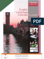 Select English London Brochure