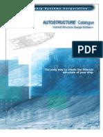 Autostructure Catalogue