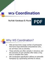 WS Coordination