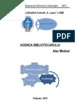 Agenda Bibliotecarului