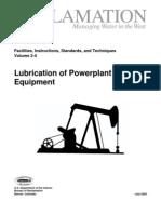 lubrication of power plant equipment.pdf