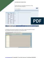 GU_SAP_User SAP _ Blocage-Déblocage en Massex