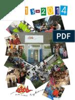 Schoolkalender Dorus Rijkers 2013/2014
