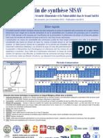 Bulletin de synthèse du SISAV