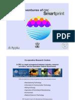 The Adventures of CRC Smartprint